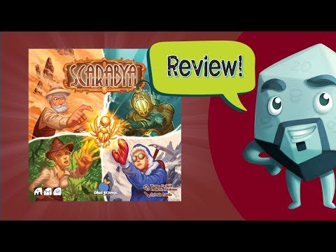 Scarabya Review - with Zee Garcia
