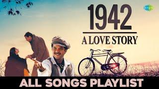 1942 A Love Story - All Songs | Full Album | Ek Ladki Ko