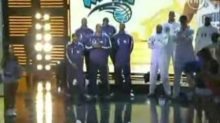 NBA 2009 Allstar Lineups