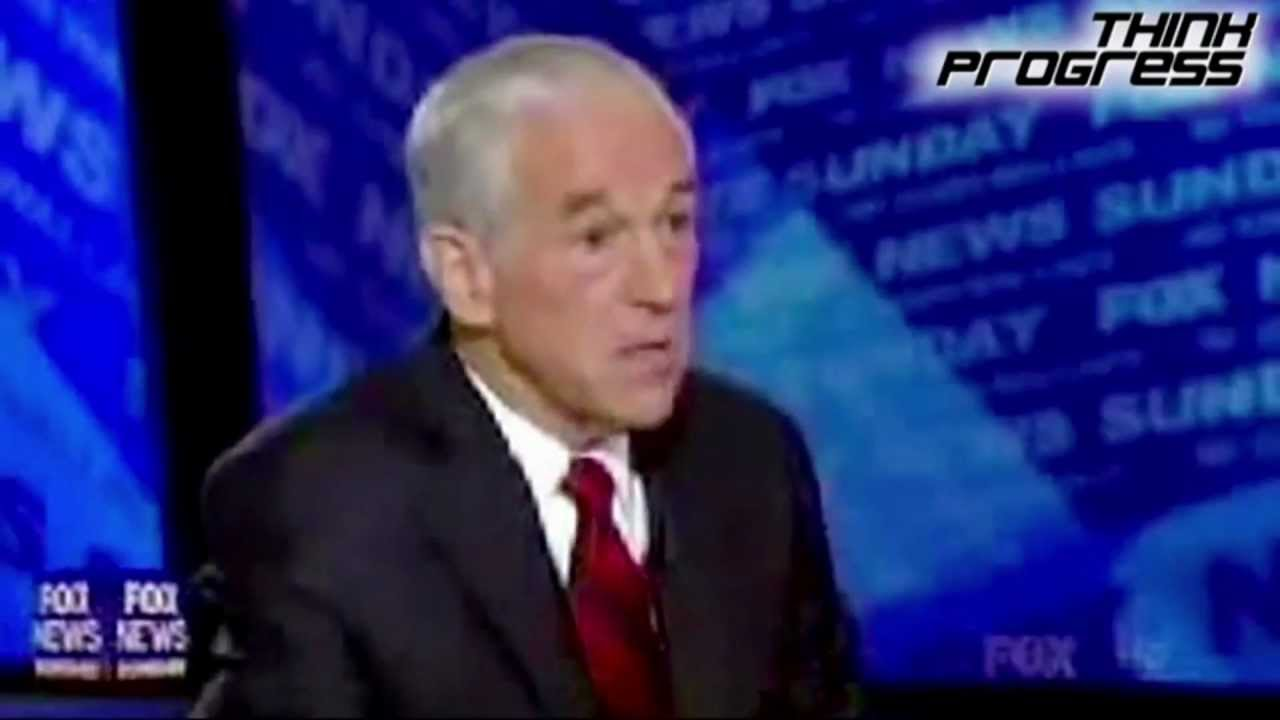 Ron Paul Unconstitutional Mash-Up thumbnail