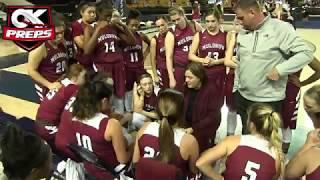 TOC Girls Title Game: Muldrow 52, Edmond Memorial 43