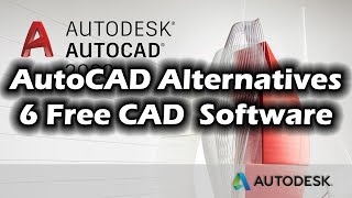 6 Free CAD Software | Alternatives to Auto CAD