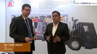 We intend to focus more on larger equipment requirements and take it to 1,000 products: Viren Mehta