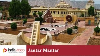 Jantar Mantar -a Storehouse of Scientific Calculation Instruments