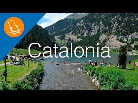 Catalonia – 'Green' Spain with spectacular scenery