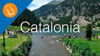 Catalonia - 'Green' Spain with spectacular scenery