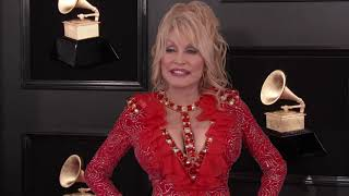 Dolly Parton On The Red Carpet | 2019 GRAMMYs