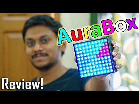 Divoom Aurabox Review from Banggood