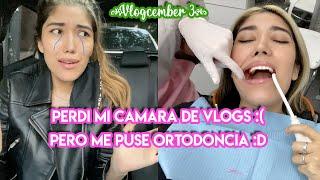 F camara de vlogs :( peeeero inicie mi ortodoncia!
