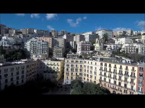 I Giardinetti - Piazza Mercadante - Napoli - Drone Xiaomi MI 4K BangGood.com