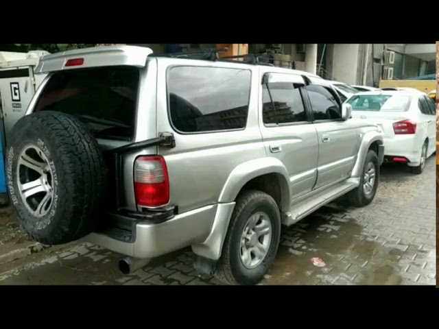 Toyota Surf SSR-G 3.0D 1999 for Sale in Islamabad