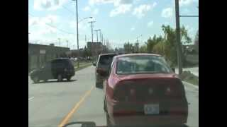 preview picture of video 'Trip #3 West Street South Orillia Ontario'