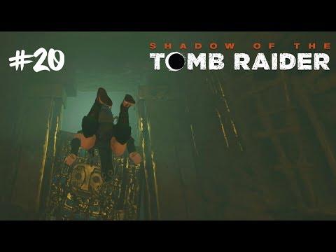 Sháníme věci pro Etzliho korunovaci #20 [Shadow of the Tomb Raider]