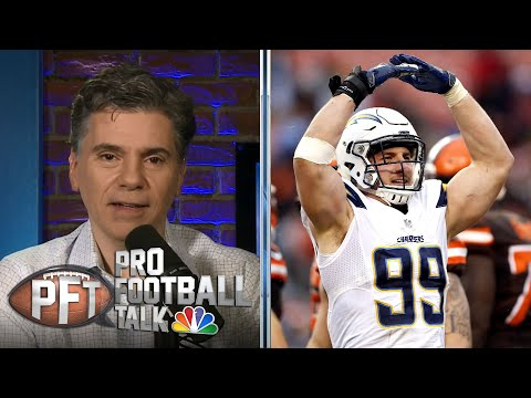 Is Chargers' Joey Bosa worthy of massive extension? | Pro Football Talk | NBC Sports