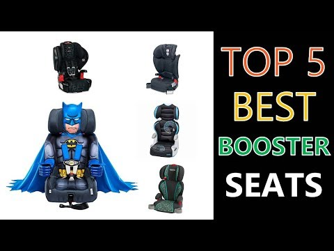 Best Booster Seats 2018