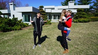MY GF GOT AN EXCLUSIVE HOUSE TOUR!  WANT TO SEE US ON TOUR?! BUY TIX HERE! ➨ http://bit.ly/DobreTour  WE POST TUESDAY,THURSDAY, & SUNDAY! TURN OUR POST NOTIFICATIONS ON FOR A SHOUTOUT! SUBSCRIBE TO THE DOBRE VLOG CHANNEL! https://www.youtube.com/channel/UCC3OGYxHwV8pB5yLobw9KdA  SUBSCRIBE TO THE LUCAS AND MARCUS CHANNEL! https://www.youtube.com/user/TwiNboTzVids   Lucas's Social Media    Instagram: https://www.instagram.com/lucas_dobre/ Twitter: https://twitter.com/dobrelucas Facebook: https://www.facebook.com/dobrelucas/ Snapchat: lucas_dobre Musical.ly: DobreTwins   Marcus's Social Media    Instagram: https://www.instagram.com/marcusdobre Twitter: https://twitter.com/dobremarcus Facebook: https://www.facebook.com/marcusdobre/ Snapchat: marcusdobre1 Musical.ly: Dobretwins  Follow the Dobre Brothers:  Instagram: https://www.instagram.com/dobrebrothers/  BIZ - dobrelucas@gmail.com   THANKS FOR WATCHING!  MY GIRLFRIEND IS MOVING INTO OUR NEW HOUSE?! https://www.youtube.com/user/TwiNboTzVids
