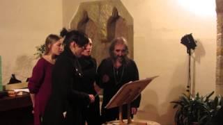 Tria sunt munera - Juan Esquiel (early 17th cent.) - Schola Spec