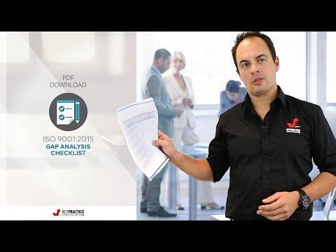 ISO 9001:2015 PDF CHECKLIST   PDF Guide to ISO 9001 Quality ...
