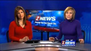 12/17/15 Wendy Damonte's Goodbye - KTVN Channel 2 News
