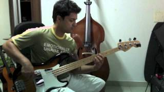 Too young to die - Jamiroquai (Bass Cover)