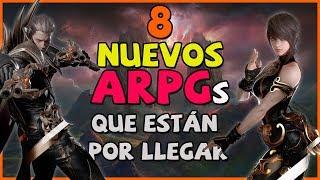 8 nuevos ARPGs de tipo Diablo que están por llegar - 2019 en adelante