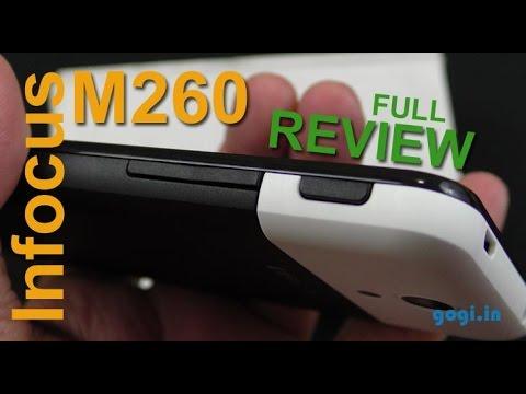 Infocus M260 full review