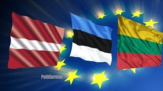 Добрая Европа вот и сказочке конец Прибалтика