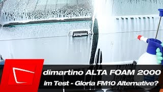 Alta Foam 2000 vs. Gloria Fm10 - Schaumsprüher im Test - Kwazar Venus Foamer Alternativen?