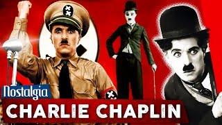 A Difícil E Polêmica Vida De CHARLIE CHAPLIN   Nostalgia
