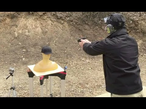 The BulletSafe Bulletproof Baseball Cap Put To The Test