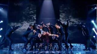 Cheryl Cole - Promise This Live Performance On The X Factor 2010 In HD