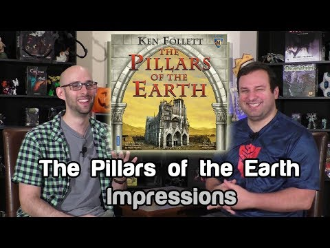 The Pillars of the Earth Impressions | Roll For Crit