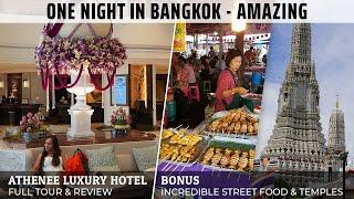 The Athenee Hotel, A Luxury Collection Hotel, Bangkok, Bangkok