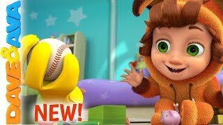 👋 Where is Thumbkin? – New Nursery Rhymes and Songs for Babies by Dave and Ava 👋