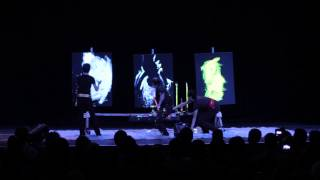 ART OF LIFE 2014 UNVEILING PERFORMANCE