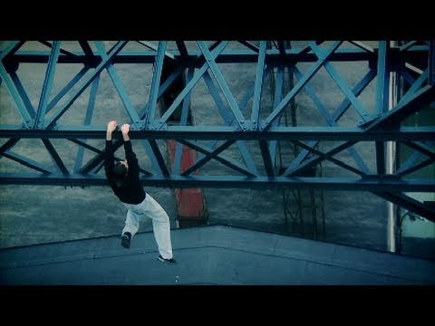 Red Bull Parkour Training Jam