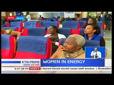 Players call for gender balance in the energy sector