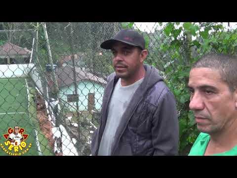 Chuva Forte derruba Muro da Quadra do Nildo e Prefeitura Suspende Campeonato da Molecada