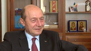 Băsescu: Unirea se va face cu sau fără Igor Dodon, cu sau fără Băsescu