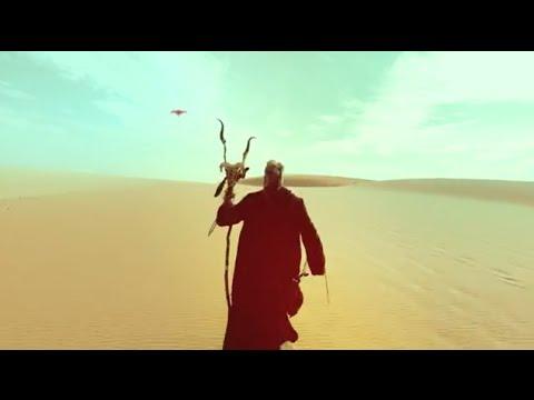 "'Shaman' - MARSREDSKY ""Life Beyond"" Make2work prod. Dir: Sebastien Antoine"