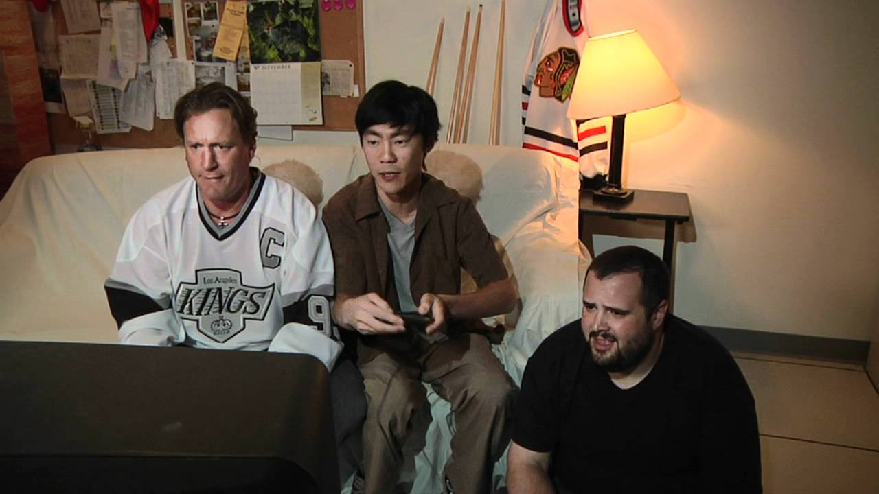 Watch Jeremy Roenick Make Jeremy Roenick's Head Bleed In NHL '94