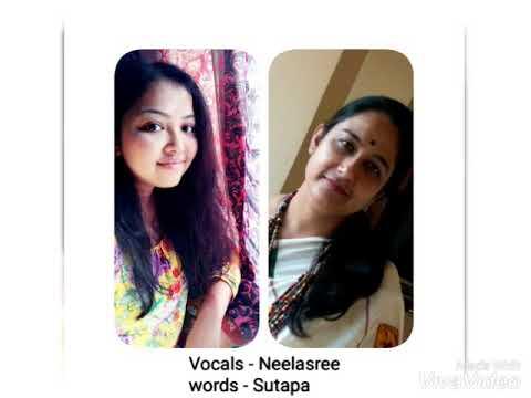 Dakchhi  tomay aj isharay (pran dite chai # Parineeta)# vocal- neelasree. Words- Sutapa