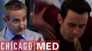 Alcoholic Nurse Crumbles On Night Shift | Chicago Med