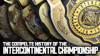WWE Intercontinental Championship History (1979-2020)