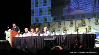 Panel The Walking Dead Part 1