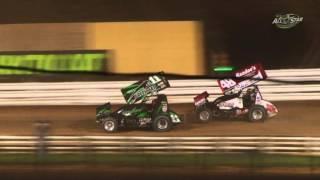 Sprint_Cars - Selinsgrove2016 R08 Highlights