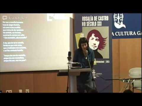 Xiana Arias. Recital Cantares para Rosalía