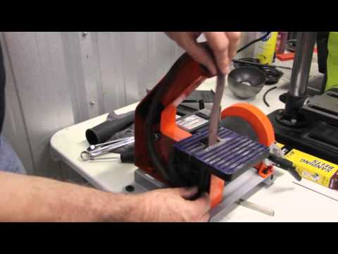 "Harbor Freight 1"" Belt Sander Review"