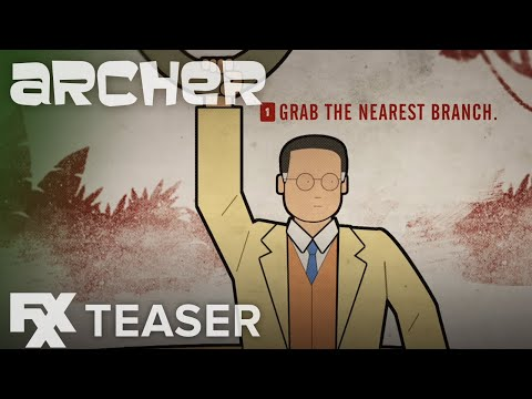 Archer Season 9 (Teaser 'Quicksand')