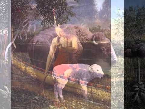White Buffalo Calf Woman Sings: Rainbows Come Home Thunder Make A Stand.wmv